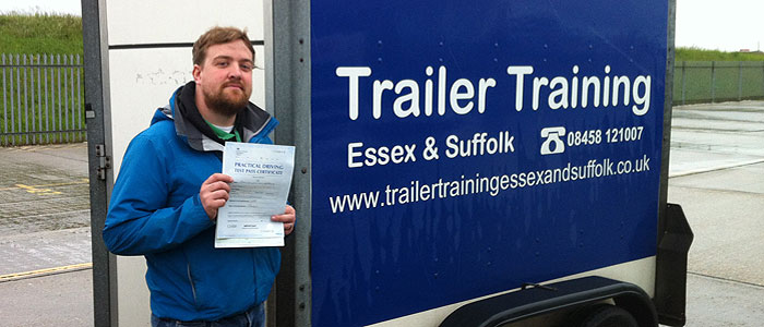 trailer training thurrock