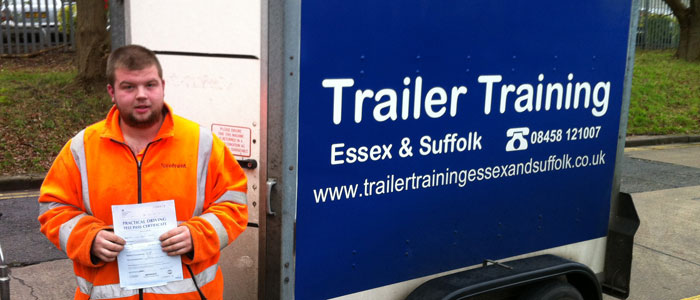 Liam Hawes Trailer Pass Thurrock